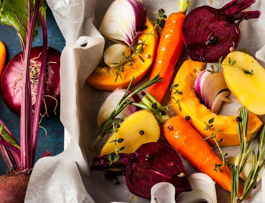 Congeler des légumes