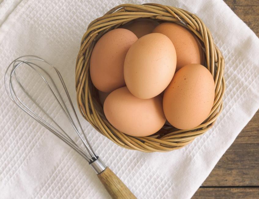 Congeler des œufs crus ou cuits