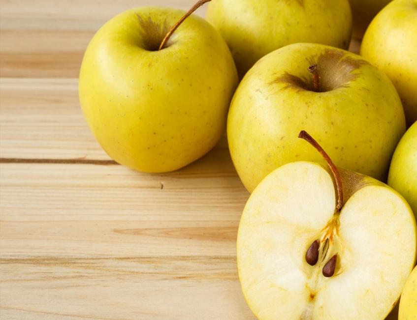 Jaune pomme