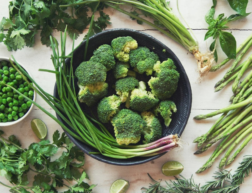 Préparer et blanchir les brocolis