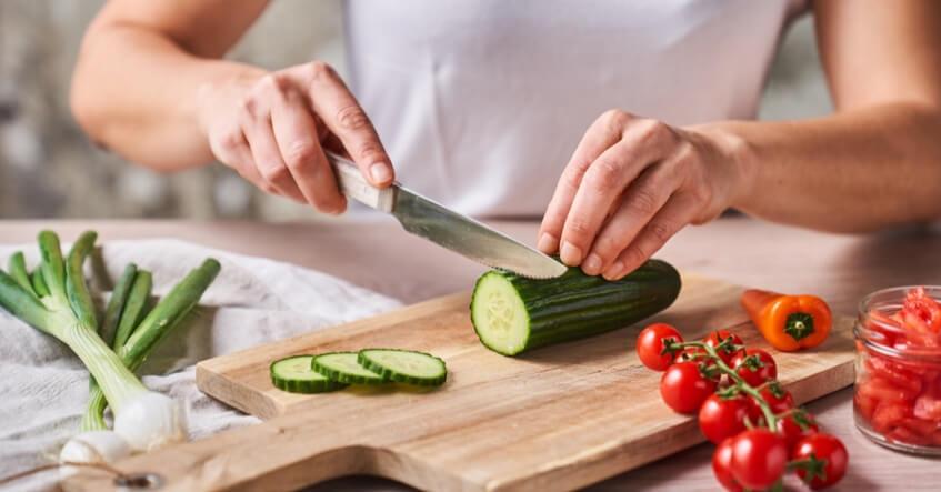 Recette d'été simple avec des restes de légumes : le gaspacho, la soupe espagnole